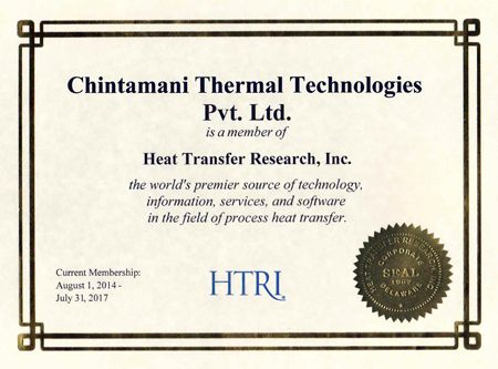 Chintamani Thermal Technologies Pvt. Ltd.